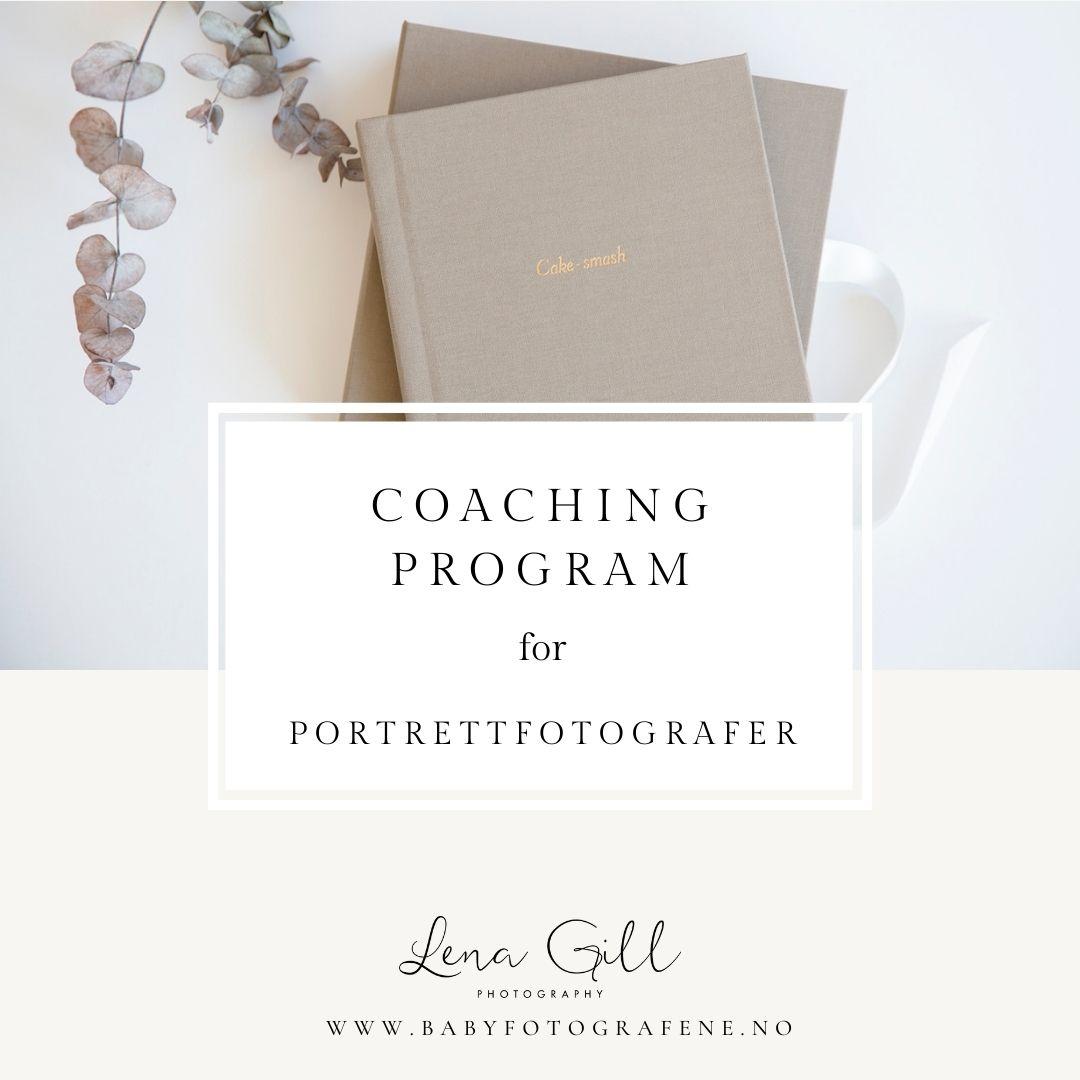coachingprogram fotografer